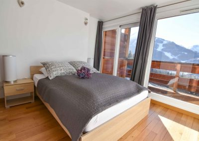 Room Edelweiss (double room - level 1)