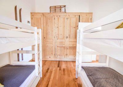 Room Laurier de Saint Antoine (4 persons - level 2)