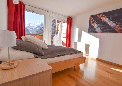 Chambre Millepertuis (chambre double, niveau 1)