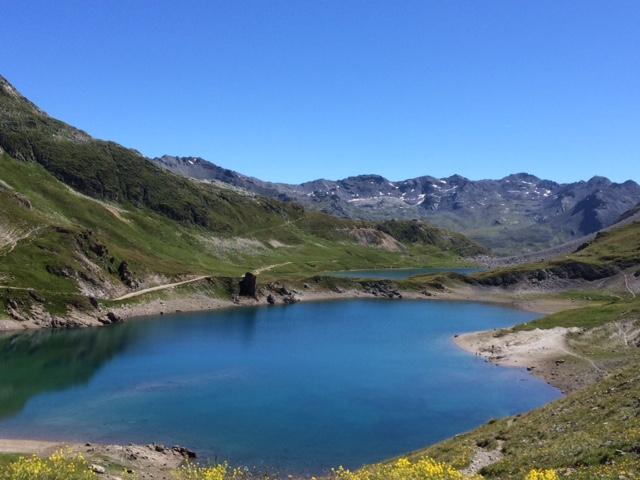 Lac des Cerces à Valloire