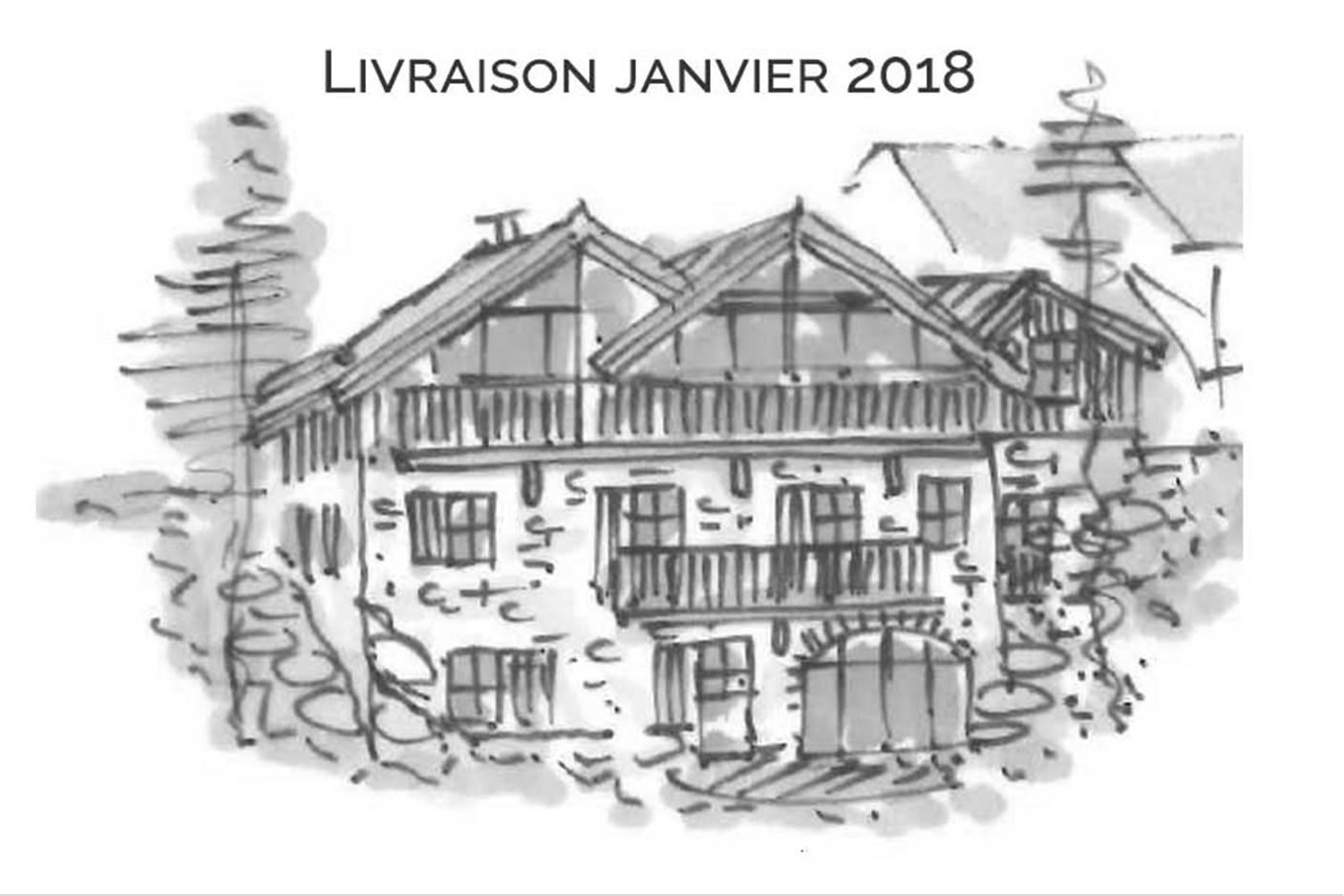 Location de chalets de charme à Valloire - Hameau du Pontet
