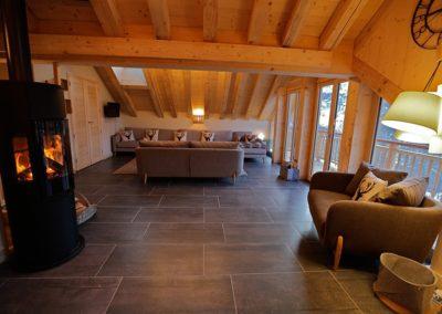 Le Hameau du Pontet - Salon RDC