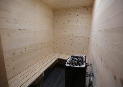 Le Hameau du Pontet - Sauna niveau -2